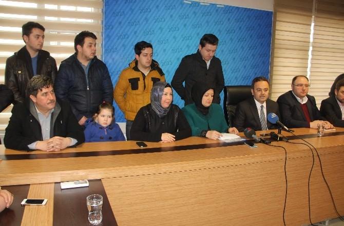AK Parti'de Aday Adaylığı Başvuruları