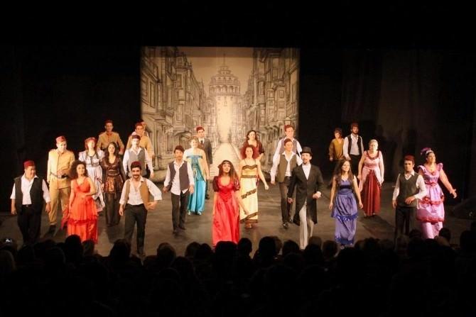 Alanya Belediye Tiyatrosu'ndan Yedinci Gösterim