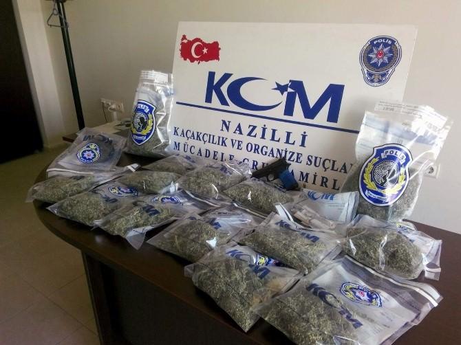 Nazilli'de Uyuşturucu Operasyonu: 5 Tutuklama