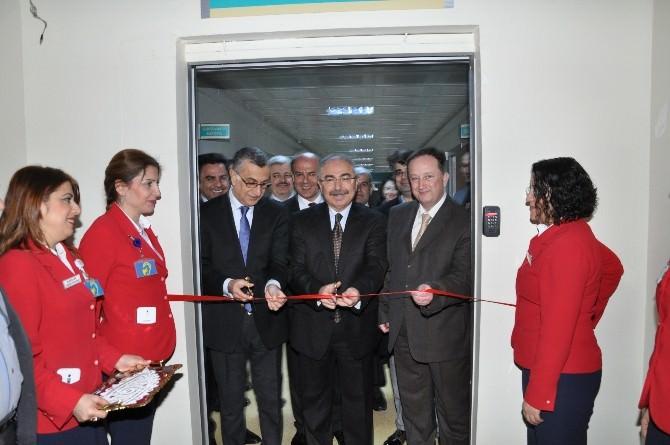 Balıkesir Devlet Hastanesinde Palyatif Bakım Ünitesi Açıldı