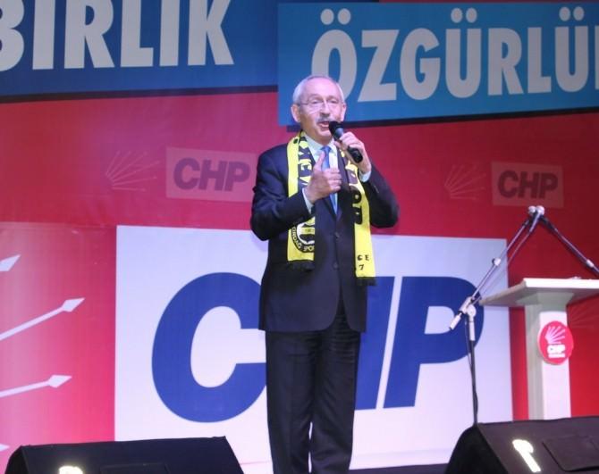 CHP Genel Başkanı Kemal Kılıçdaroğlu: CHP İktidarında Yoksulluğu Bitireceğiz