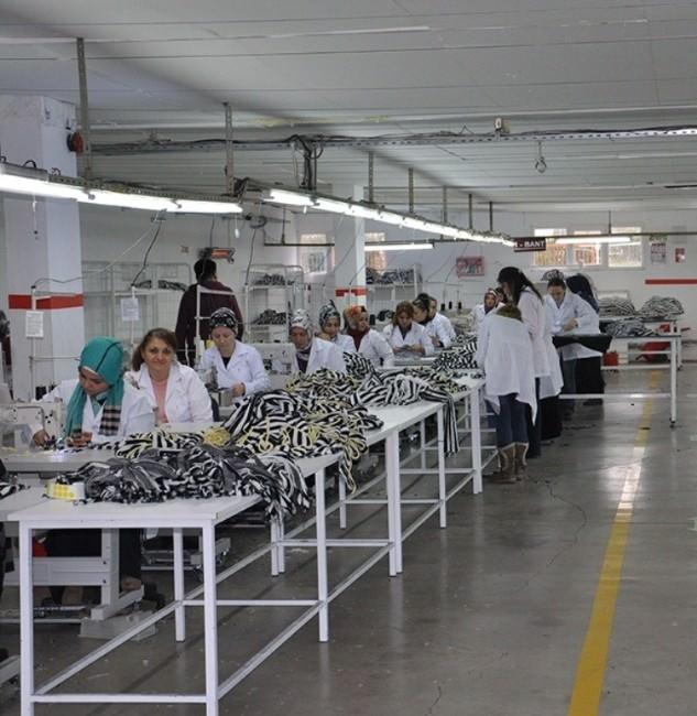Doğu Karadeniz'i İmalat Sektörü Ayakta Tutuyor