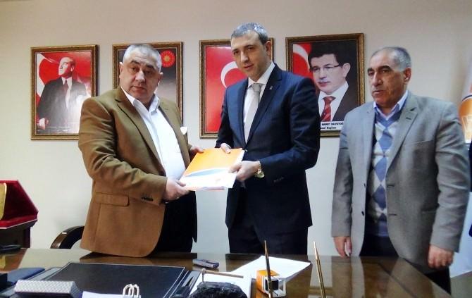 İşadamı Erdoğan Yıldırım AK Parti'den Aday Adayı
