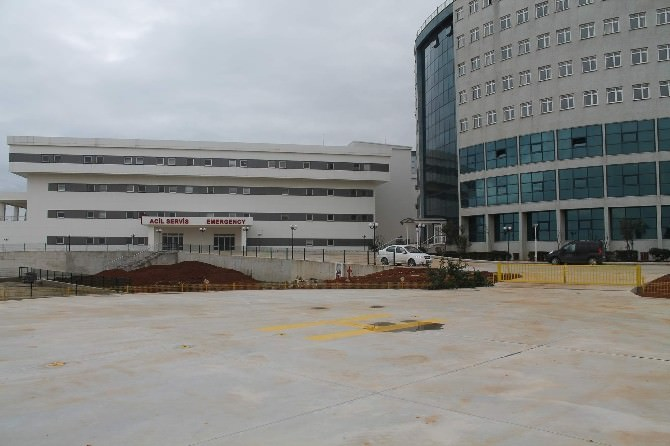 KTÜ Tıp Fakültesi Yeni Acil Servisine Taşınıyor