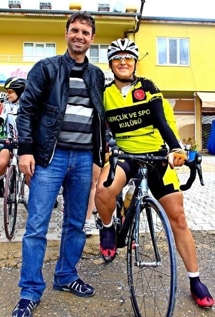 Milli Bisikletçi Yardım İçin Koşacak