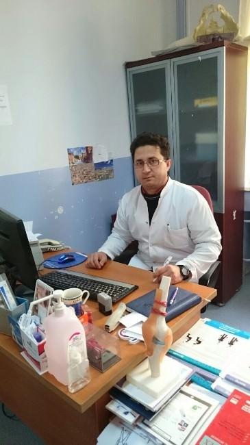 Ermenek Devlet Hastanesi'nde Kıkırdak Nakli