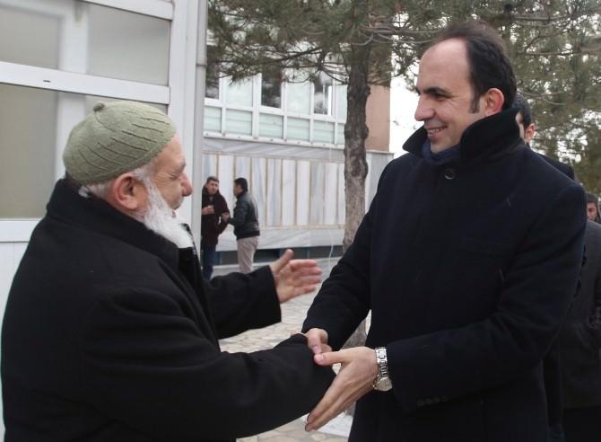 Başkan Altay Sanayi Esnafıyla Buluştu
