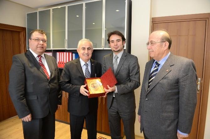 Turaş, Edirne'de Ofis Açacak