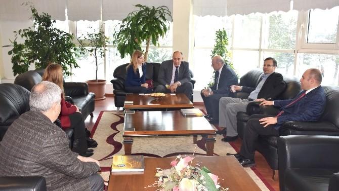 Litvanya Büyükelçisi'nden Kayseri OSB'ye Ziyaret