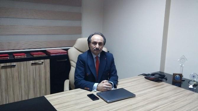 Prof. Dr. Mustafa Alkan İstişarelere Başladı