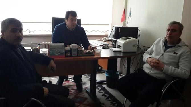 Mp İl Başkanı Köroğlu'ndan İHA'ya Ziyaret