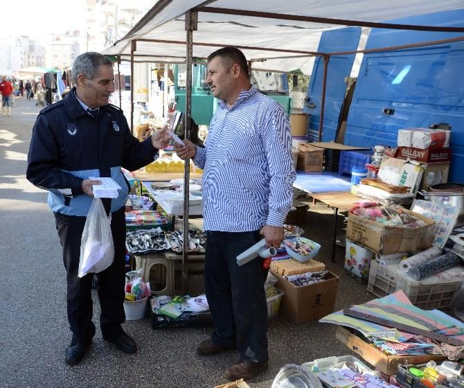 Muratpaşa'da Semt Pazarları Reformu
