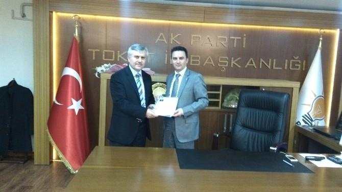 Dr. Dursun Bulut, Milletvekili Aday Adaylığı Başvurusunu Yaptı