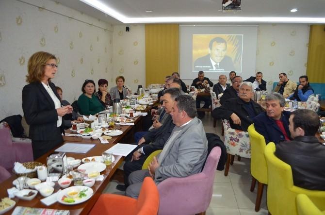 Söke'de Milletvekili Aday Adayı Dr. Selma Özcan Siyasi Yolculuğuna Başladı