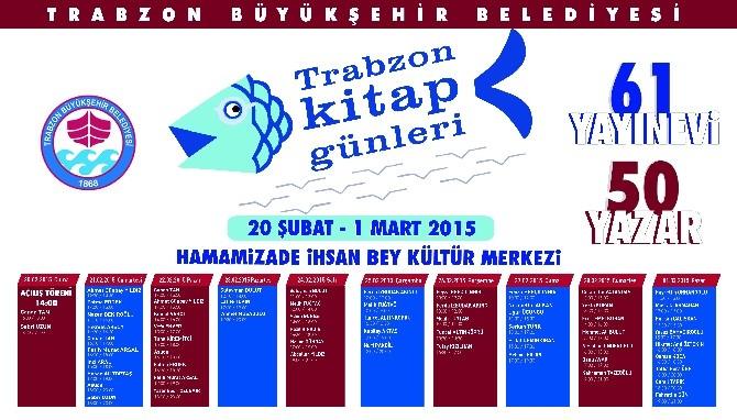 2. Trabzon Kitap Günleri Açıldı