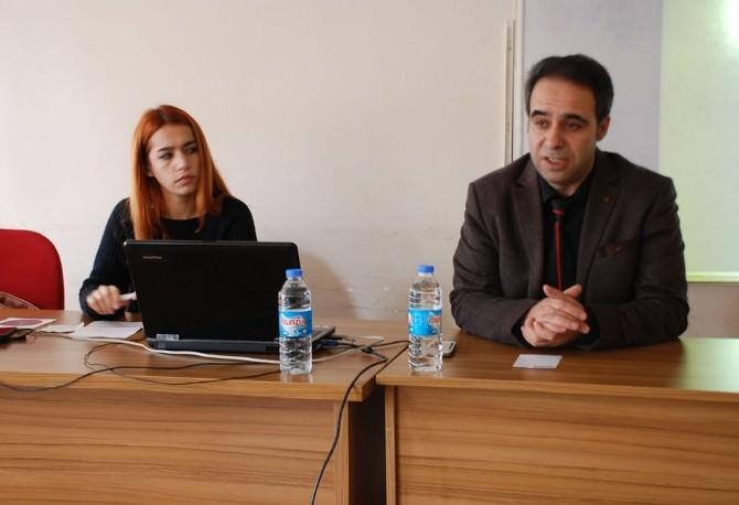 Tunceli'de Dyned Toplantısı