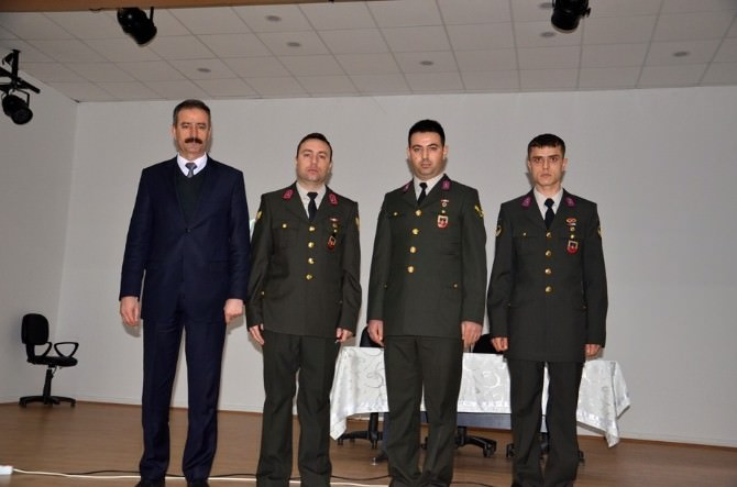 Kariyer Günleri Ve Jandarma Mesleği Tanıtım Etkinliği