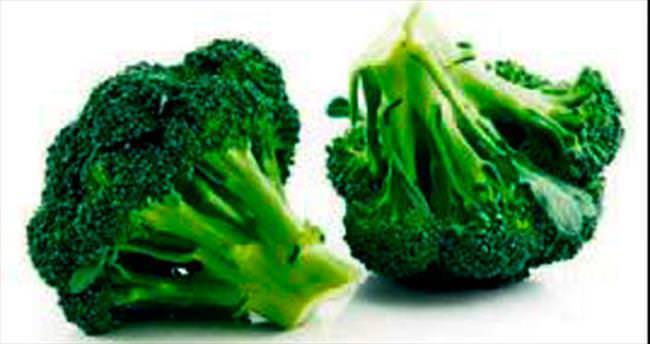 Brokoli direkt çöpe atılacak
