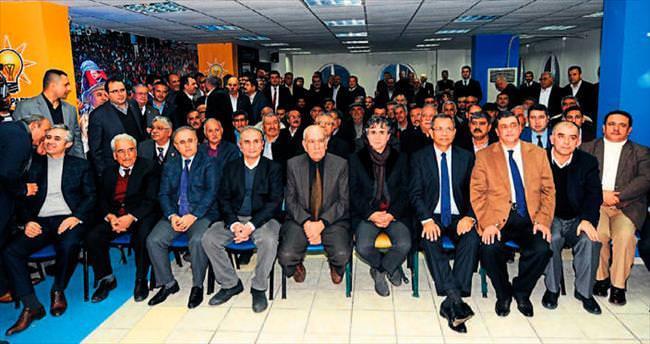 Mahmut Arıkan'a sanayici desteği