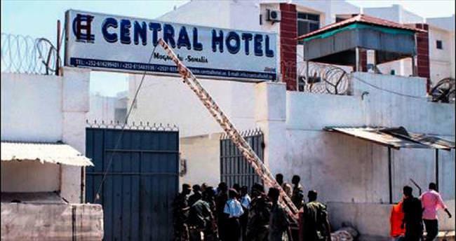 Bakanların oteline saldırı