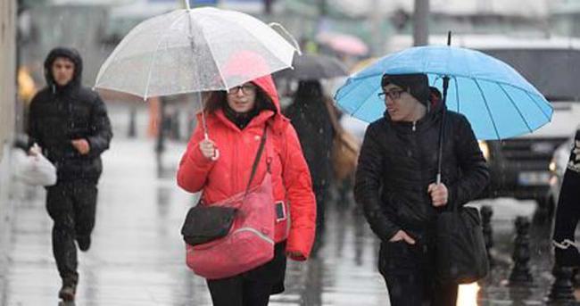 Meteoroloji'den hava durumu tahmini