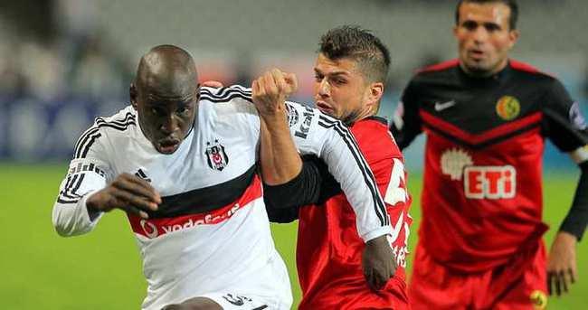 Beşiktaş ile Eskişehirspor 58. randevuda