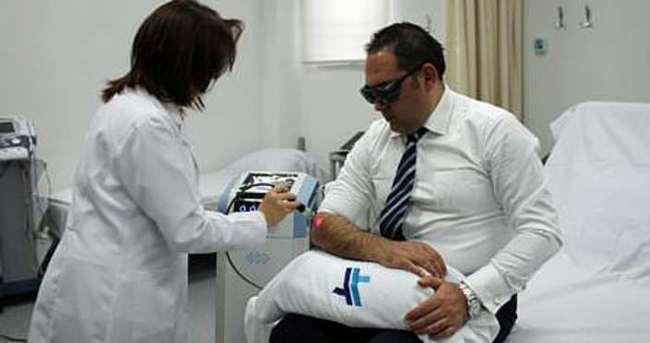 Romatizmal ağrılardan 'hilterapi' ile kurtuluş