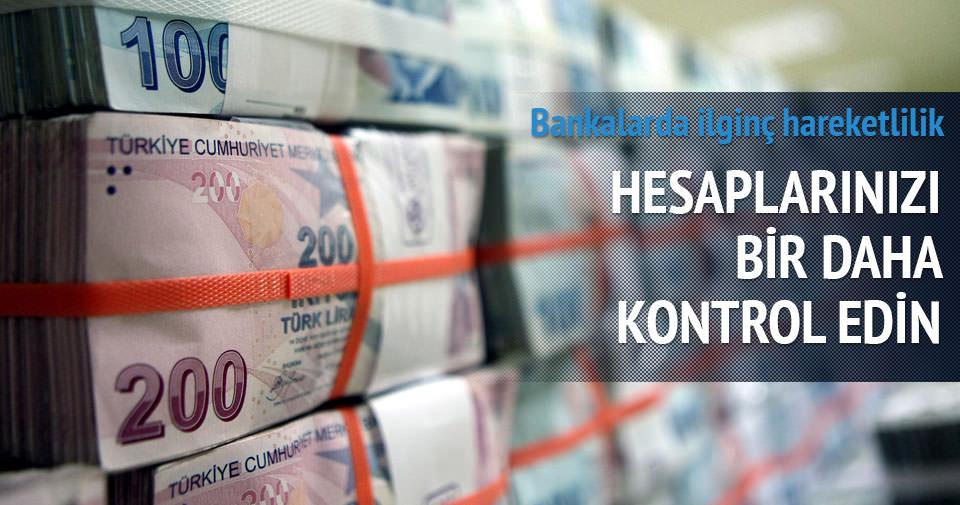 BDDK'dan bankalara çağrı!