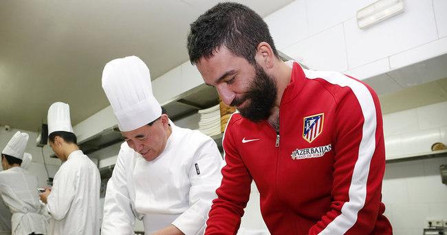 Arda ile Torres mutfağa girdi