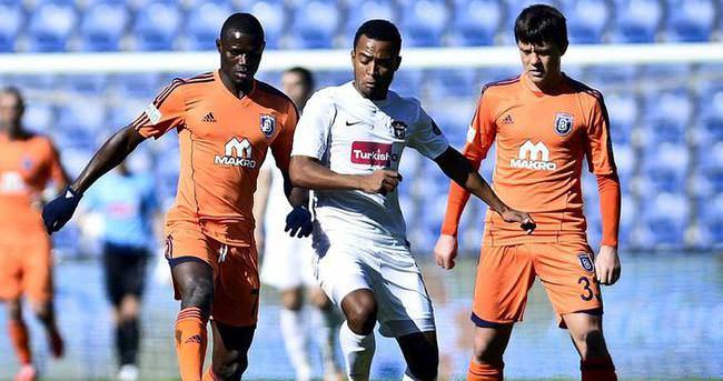 Başakşehir'e tek gol yetti