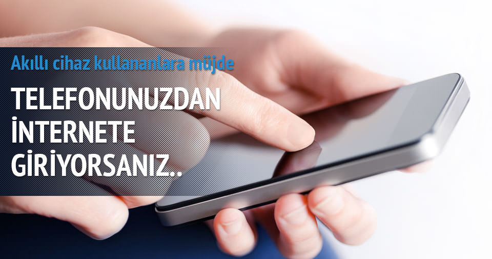 Bakan Elvan'dan 'Akıllı telefon' açıklaması