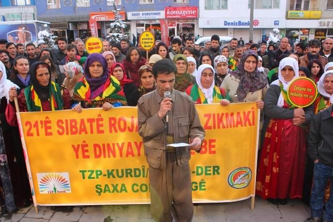 Hakkari'de 21 Şubat Dünya Ana Dil Günü Etkinliği