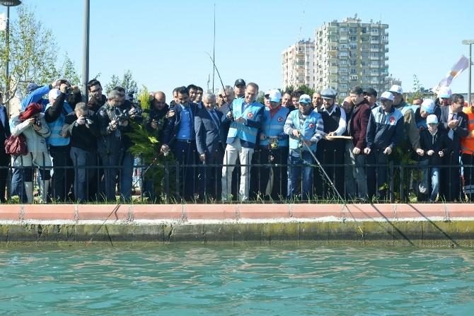 Adana Amatör Tatlısu Olta Balıkçılığı Turnuvası