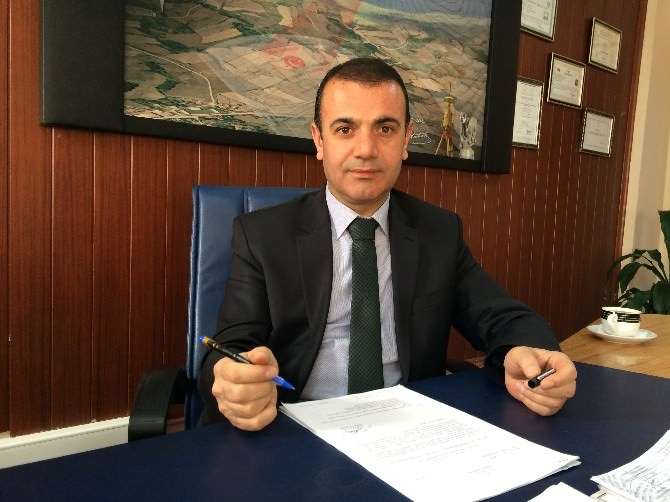"""AK Partili Kızıltaş; """"Deprem Sonrası Çalışmalarda Aktif Yer Aldık"""""""
