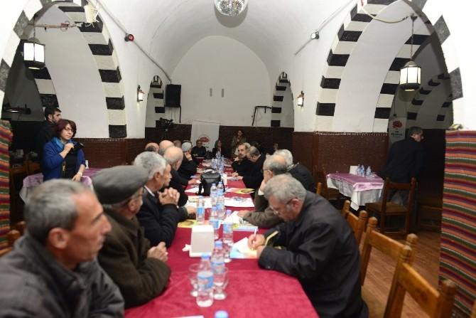 Farklı İnançlarla Diyarbakır'ın Sorunları Konuşuldu