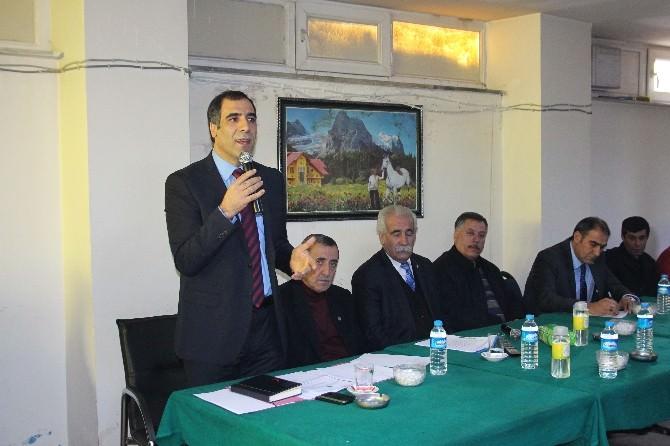 Esnaf Kredi Kooperatifi Mali Kongresi Yapıldı