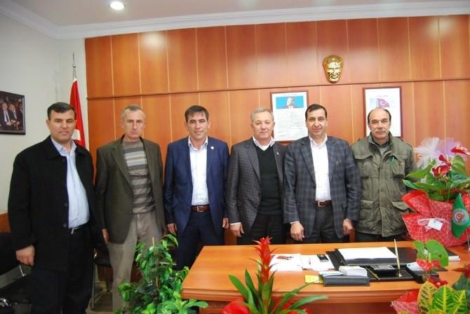 Malkara Ziraat Odası Başkanı Mustafa Gündüz: Hizmeti, Çiftçinin Ayağına Götüreceğiz