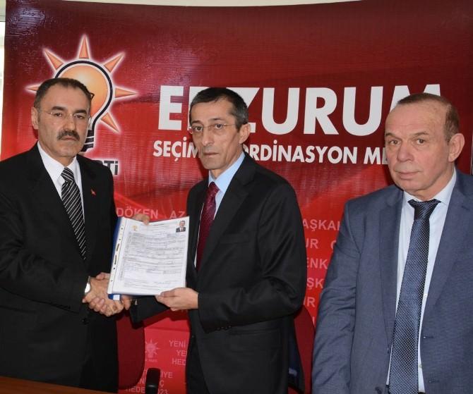 Ahmet Er, AK Parti'den Milletvekili Aday Adayı Oldu