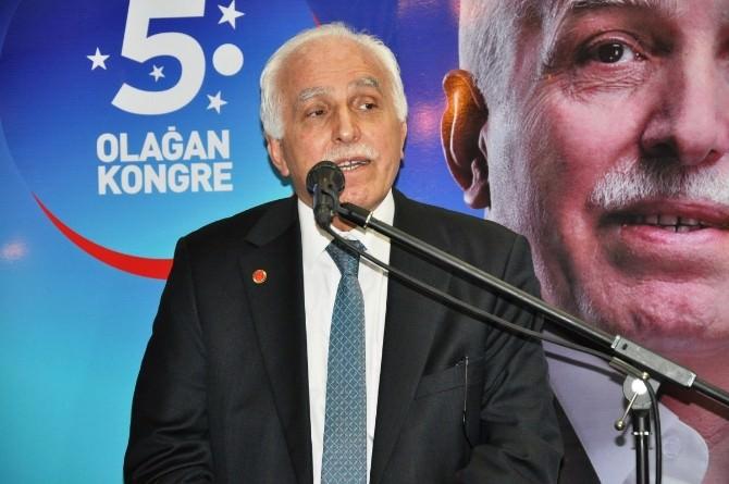 """SP Genel Başkanı Kamalak: """"IŞİD O Kadar Çılgınlık Yapacak Kadar Akılsız Değildir"""""""