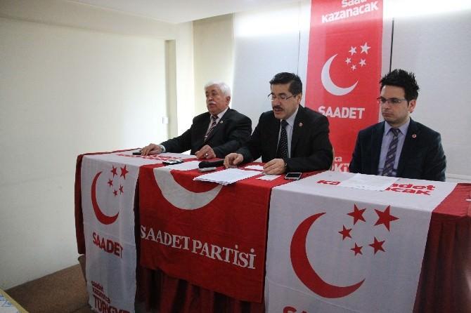 Bartın SP Kahvaltılı Basın Toplantısı Düzenledi