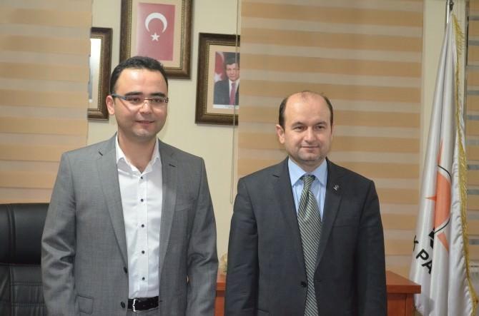 AK Partili Sofuoğlu'ndan Kula'ya Ziyaret