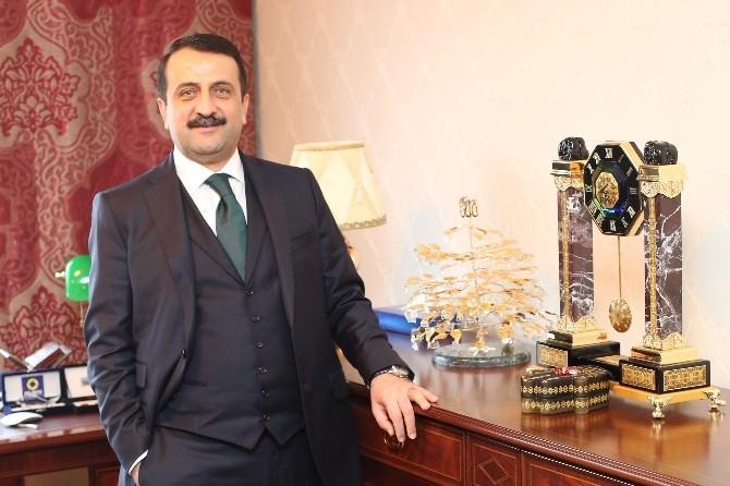 Teoman Zeydan AK Parti'den Van Milletvekilliği Aday Adaylığını Açıkladı