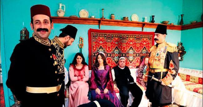 Osmanlı'da geçen aşk komedisi vizyonda