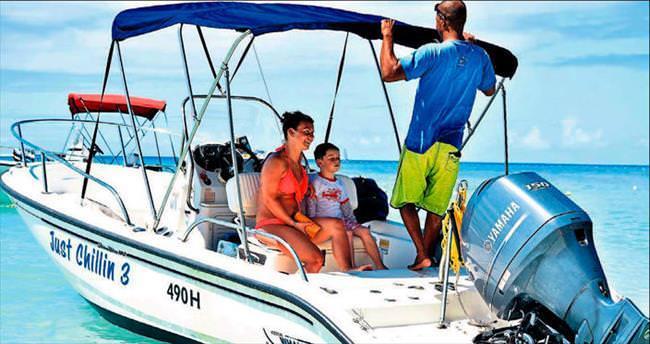 Tatilde yeni durak Barbados