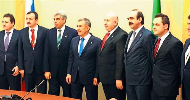 AKİB heyeti Tataristan'da