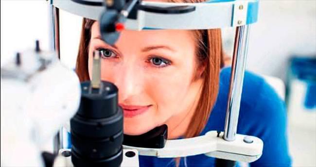 Ofiste göz sağlığınızı korumak için