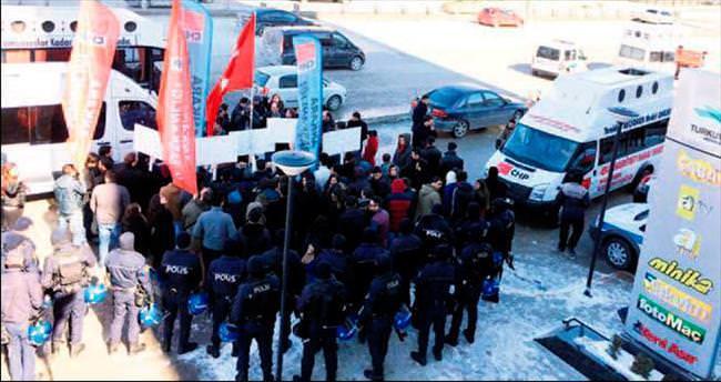 Özgür basına CHP'den tehdit!