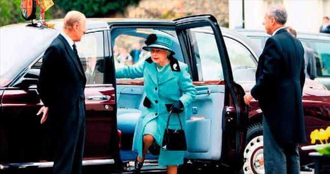 Kraliçe 'ucuz' şoför arıyor