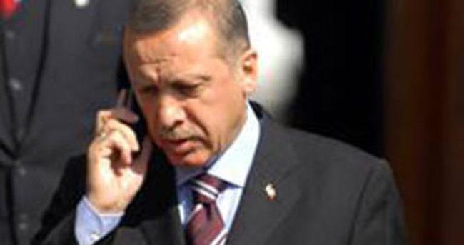 Erdoğan'dan şehidin ailesine taziye telefonu