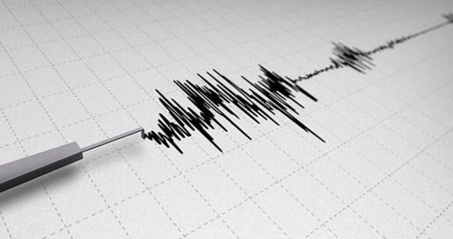 Çin'in Sincan bölgesinde deprem